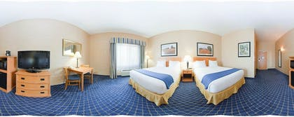 Guestroom | Holiday Inn Express Hotel & Suites Cheney-University Area