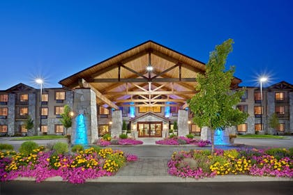 Exterior | Holiday Inn Express Hotel & Suites Cheney-University Area