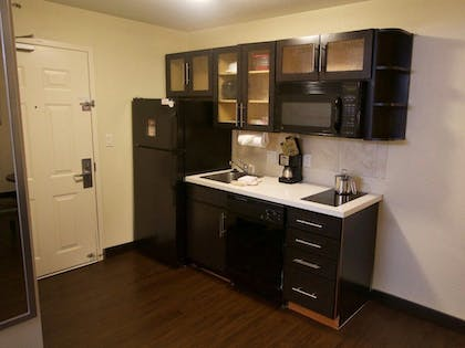 In-Room Kitchenette   Candlewood Suites West Little Rock