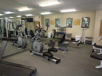 Fitness Facility   Candlewood Suites West Little Rock