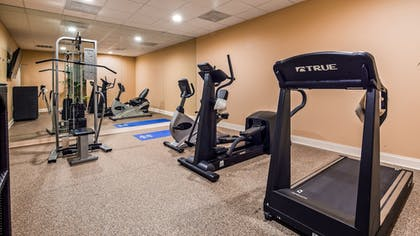 Fitness Facility | Best Western Ocean City Hotel & Suites