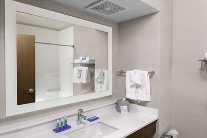Bathroom | Holiday Inn Express & Suites Interstate 90