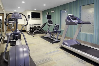 Gym | Holiday Inn Express & Suites Interstate 90