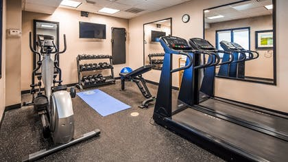 Fitness Facility | Best Western Red River Inn