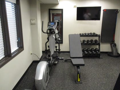 Sports Facility | Best Western Red River Inn