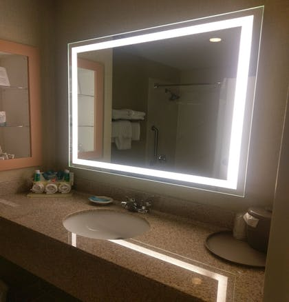 In-Room Amenity | Holiday Inn Express Hotel & Suites Watertown-Thousand Island