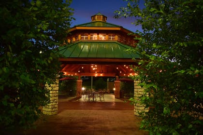 Gazebo | Holiday Inn Express Hotel & Suites Watertown-Thousand Island
