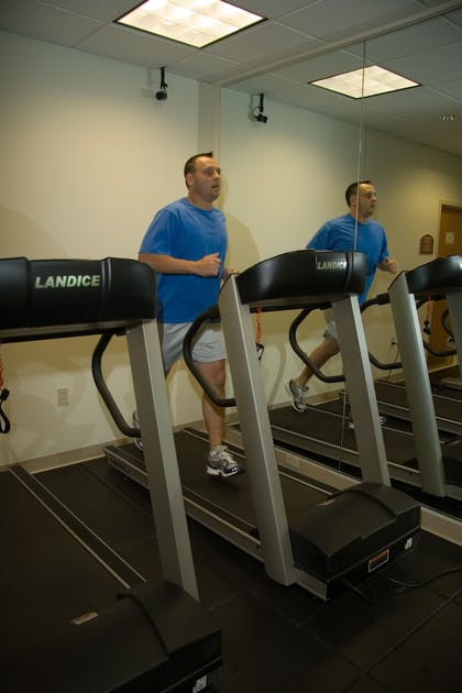 Fitness Facility | Holiday Inn Express Hotel & Suites Watertown-Thousand Island