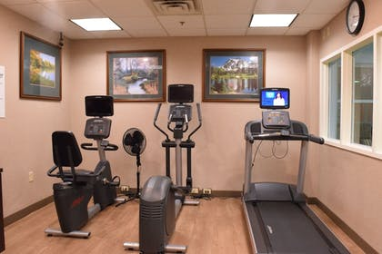 Gym | Holiday Inn Express Hotel & Suites Watertown-Thousand Island