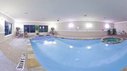 Indoor Pool | Holiday Inn Express Hotel & Suites Sherman Highway 75