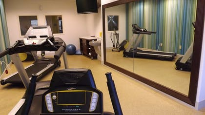 Fitness Facility | Holiday Inn Express Hotel & Suites Dyersburg