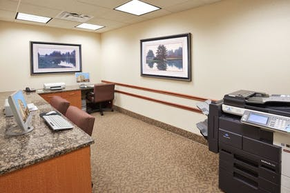 Business Center | Holiday Inn & Suites Ann Arbor Univ Michigan Area