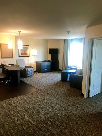 Guestroom | Candlewood Suites Lincoln