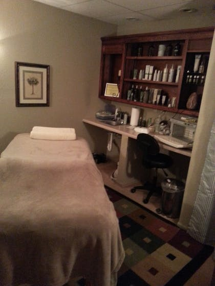 Treatment Room | The Courtland Hotel and Day Spa