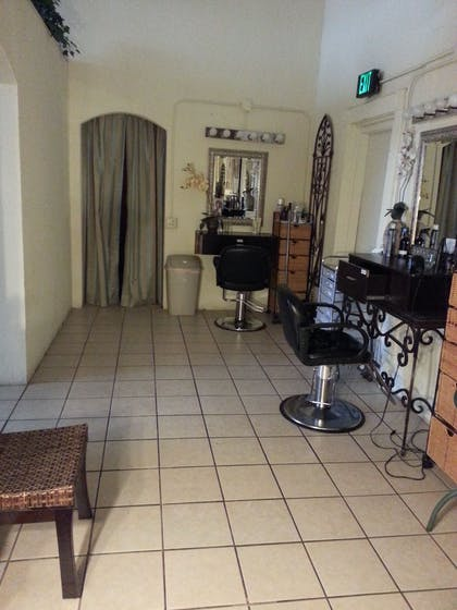 Hair Salon | The Courtland Hotel and Day Spa