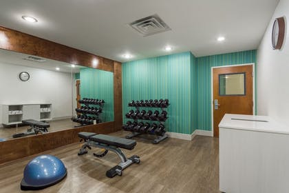 Fitness Facility | Holiday Inn Express Petersburg