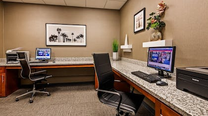 Business Center | Best Western Plus Kendall Hotel & Suites