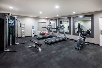 Fitness Facility | La Quinta Inn & Suites by Wyndham Lubbock North