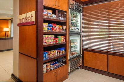 Snack Bar | Fairfield Inn & Suites by Marriott Wilson