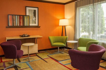 Lobby | Fairfield Inn & Suites by Marriott Wilson