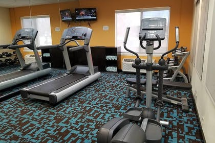 Sports Facility | Fairfield Inn & Suites by Marriott Wilson