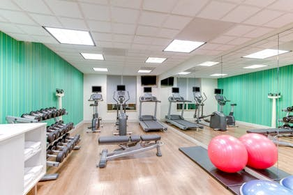 Fitness Facility | Holiday Inn Express Hotel & Suites Bethlehem