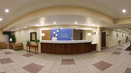 Reception | Holiday Inn Express Hotel & Suites ELKINS