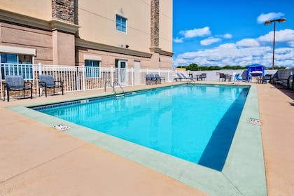 Pool | Holiday Inn Express Hotel & Suites Cookeville