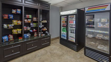 Vending Machine | Holiday Inn Express Hotel & Suites Cookeville