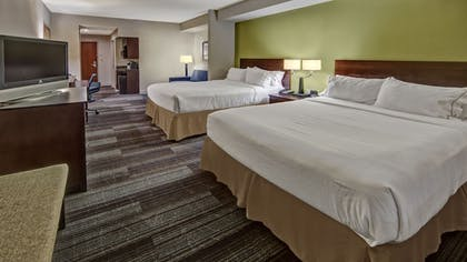 Guestroom | Holiday Inn Express Hotel & Suites Cookeville