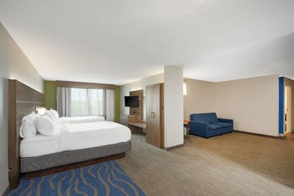 Guestroom | Holiday Inn Express Hotel & Suites Frankfort