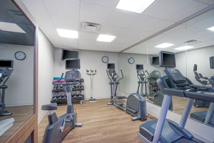 Fitness Facility | Holiday Inn Express Hotel & Suites Frankfort