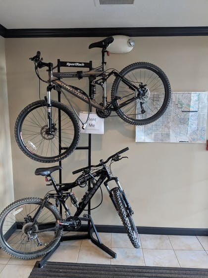 Bicycling   Candlewood Suites Boise-Meridian