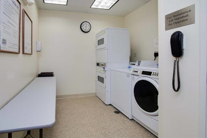Laundry Room | Fairfield Inn & Suites by Marriott Clermont