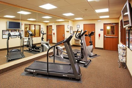 Fitness Facility | Holiday Inn Express & Suites Tooele