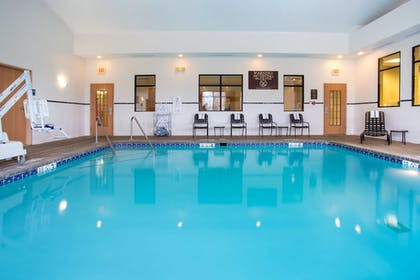 Pool | Holiday Inn Express & Suites Martinsville