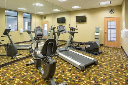 Fitness Facility | Holiday Inn Express & Suites Martinsville