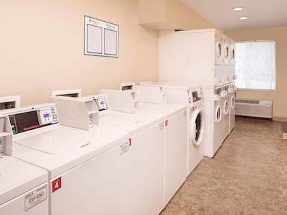 Laundry Room | WoodSpring Suites Gulfport