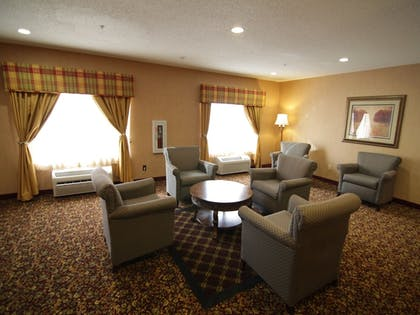 Hotel Interior | Town & Country Inn and Suites