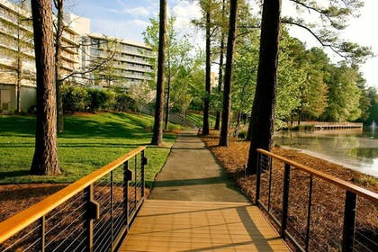 Property Grounds | The Umstead Hotel and Spa