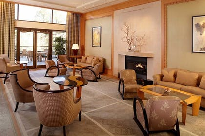 Lobby Sitting Area | The Umstead Hotel and Spa