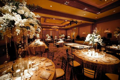 Reception Hall | The Umstead Hotel and Spa