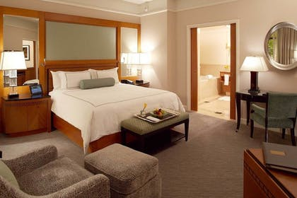 Guestroom | The Umstead Hotel and Spa