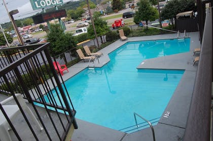 Outdoor Pool | Vacation Lodge