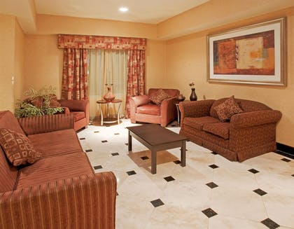 Lobby | Holiday Inn Express Hotel & Suites Roseville-Galleria Area