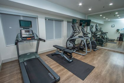 Gym | Holiday Inn Express Hotel & Suites Roseville-Galleria Area
