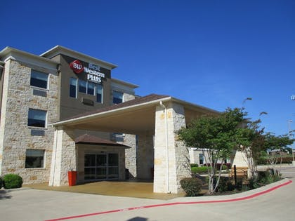 Airport Shuttle | Best Western Plus Killeen/Fort Hood Hotel & Suites