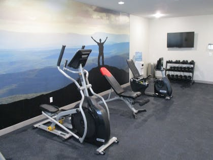 Fitness Facility | Best Western Plus Killeen/Fort Hood Hotel & Suites