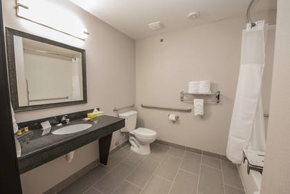 Bathroom | Best Western Plus Killeen/Fort Hood Hotel & Suites