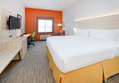 Guestroom | Holiday Inn Express Hotel & Suites Burleson/Ft. Worth